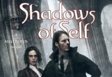 Mistborn Shadows of Self Audiobook cyover
