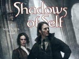 Mistborn Shadows of Self Audiobook cyover