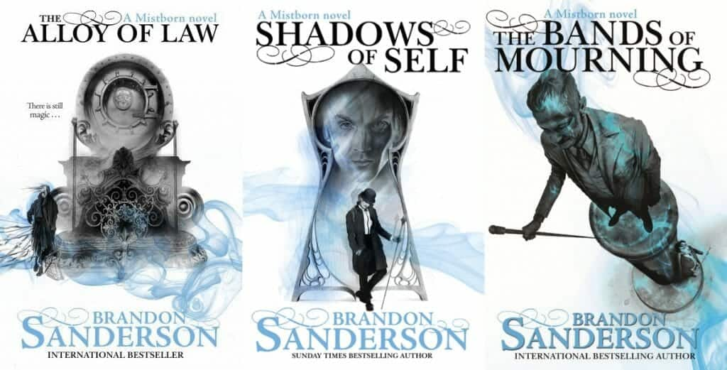 Mistborn The Alloy of Law Audiobook free download