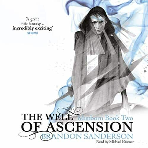 Mistborn - The Well of Ascension Audiobook cover