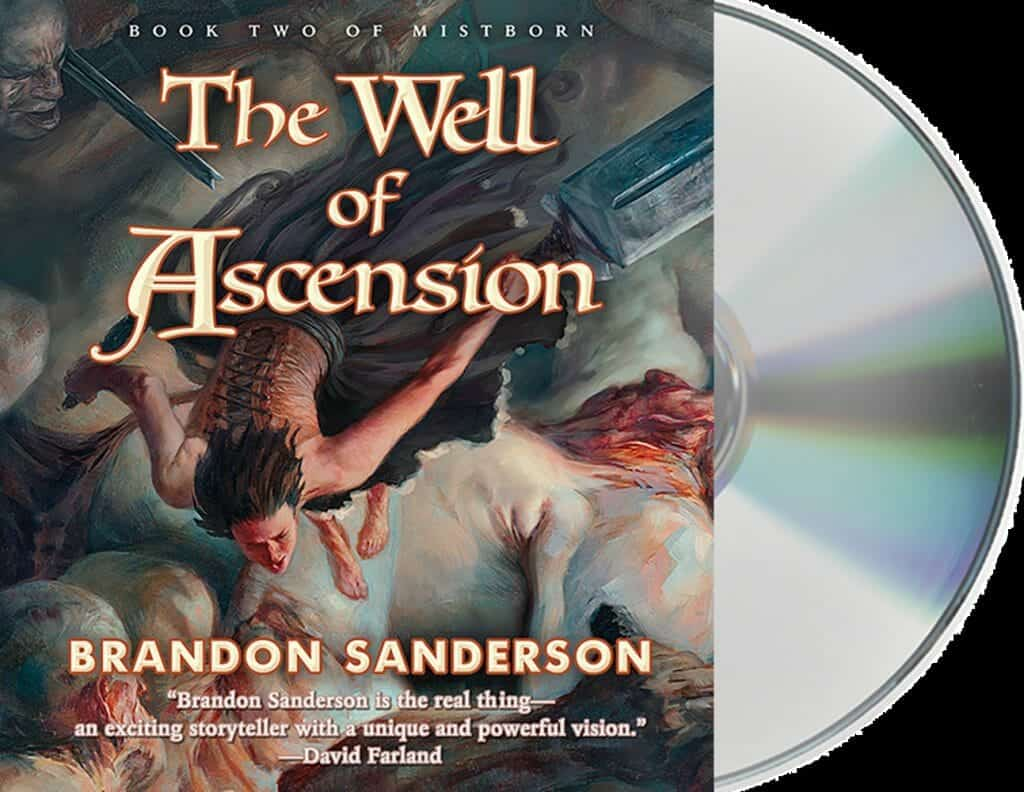 Mistborn - The Well of Ascension Audiobook free download