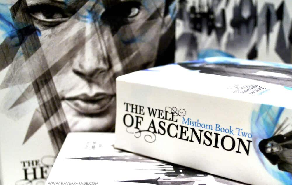 Mistborn - The Well of Ascension Audiobook free