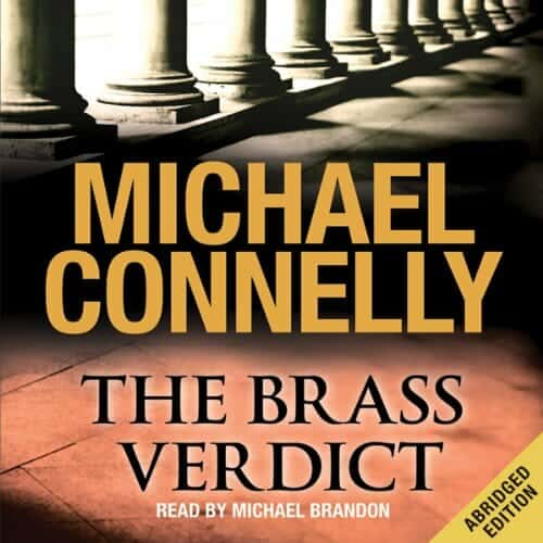 The Brass Verdict cover