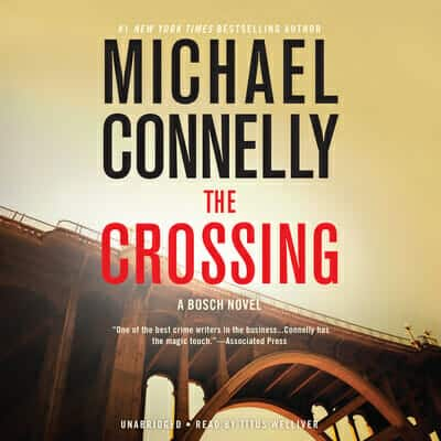 The Crossing Audiobook cover