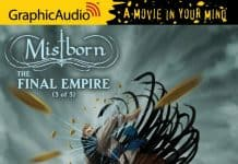The Final Empire Audiobook cover