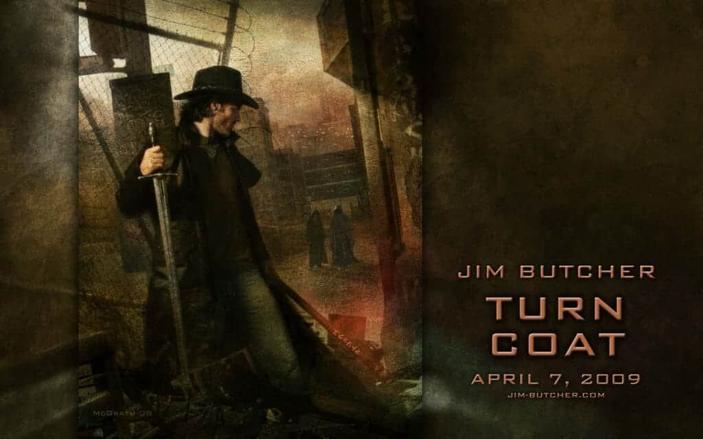Download Turn Coat Audiobook Free by Jim Butcher