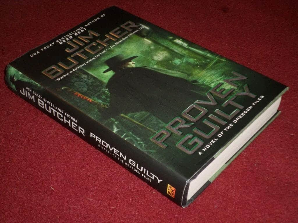 Download and listen Proven Guilty Audiobook free by Jim Butcher