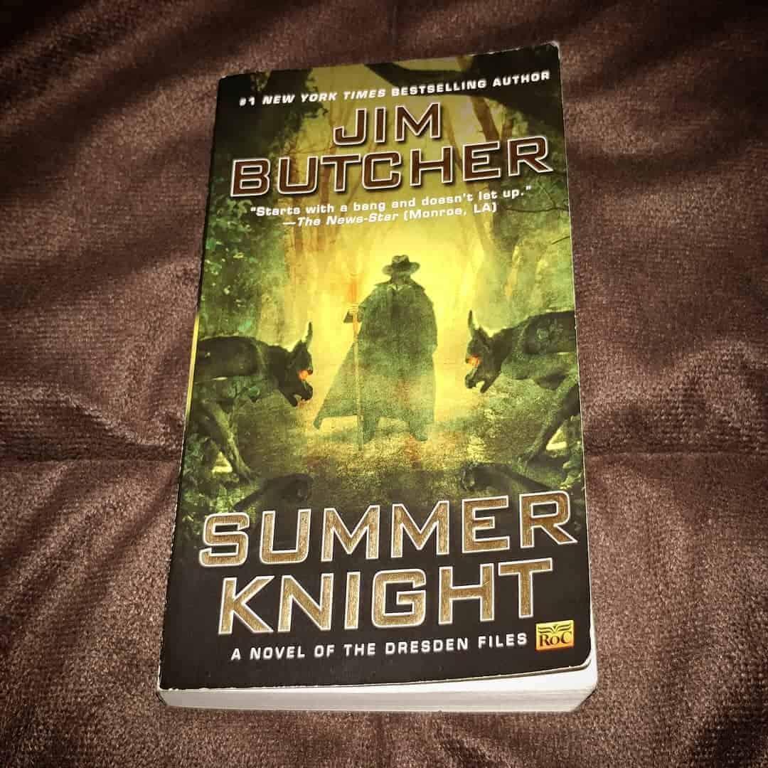 Dresden Files Summer Knight Audiobook Download mp3