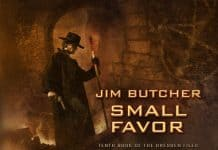 Small Favor Audiobook free by Jim Butcher