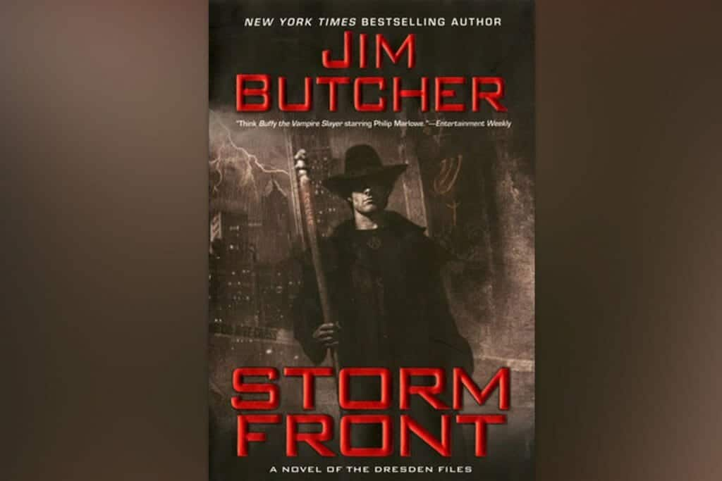 Storm Front Audiobook The Dresden Files