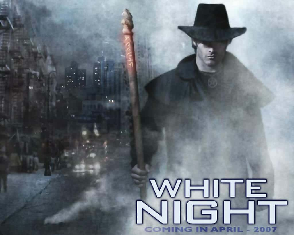 White Night Audiobook free by Jim Butcher