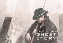 Download and listen Ghost Story Audiobook by Jim Butcher