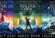 Magnus Chase and the Gods of Asgard Audiobook Full Free by Rick Riordan