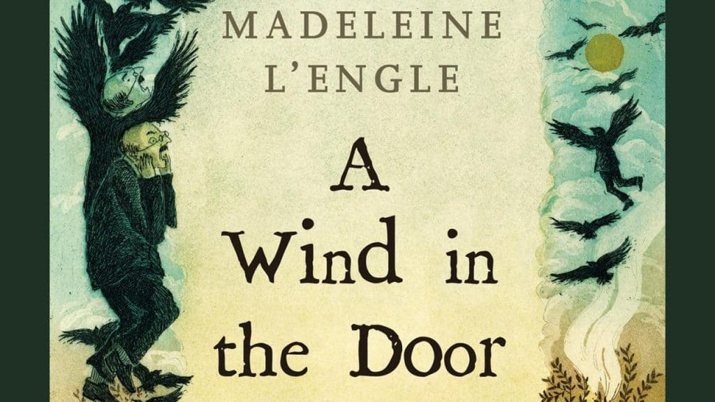 A Wind in the Door Audiobook Mp3 Free - Time Quintet #2