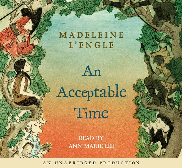 An Acceptable Time Audiobook Download by Madeleine L'Engle