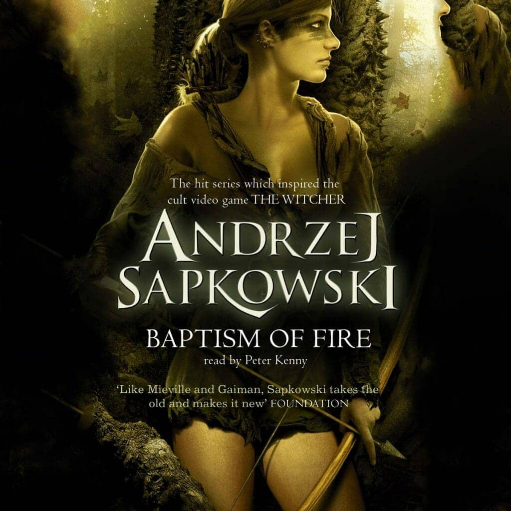 Baptism of Fire Audiobook Online Streaming