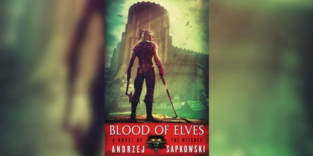 Blood of Elves Audiobook free download - The witcher #1