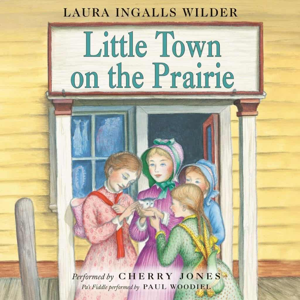 Little Town on the Prairie Audiobook free unabridged by Laura Ingalls Wilder