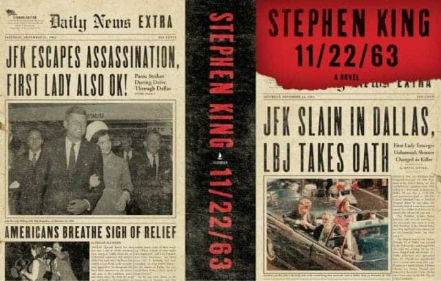 11.22.63 Audiobook Free Download by Stephen King