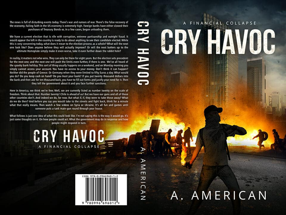 A. American - Cry Havoc Audiobook Free Download
