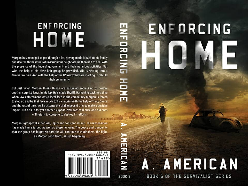 A. American - Enforcing Home Audiobook Free Download