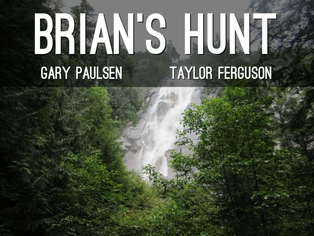 Brian's Hunt Audiobook Free Download - The Hatchet 5