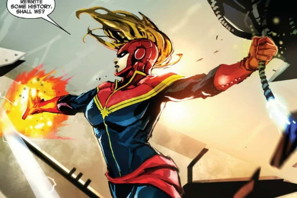 Captain Marvel - Liberation Run Audiobook Free Download