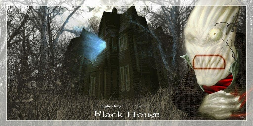 Stephen King Black House Audiobook