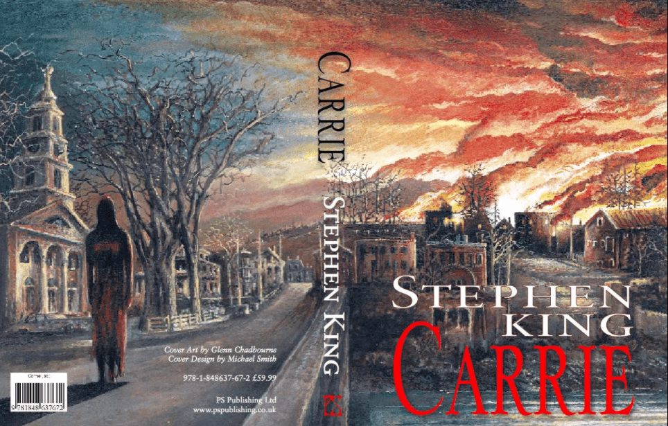 Stephen King - Carrie Audiobook Free Download