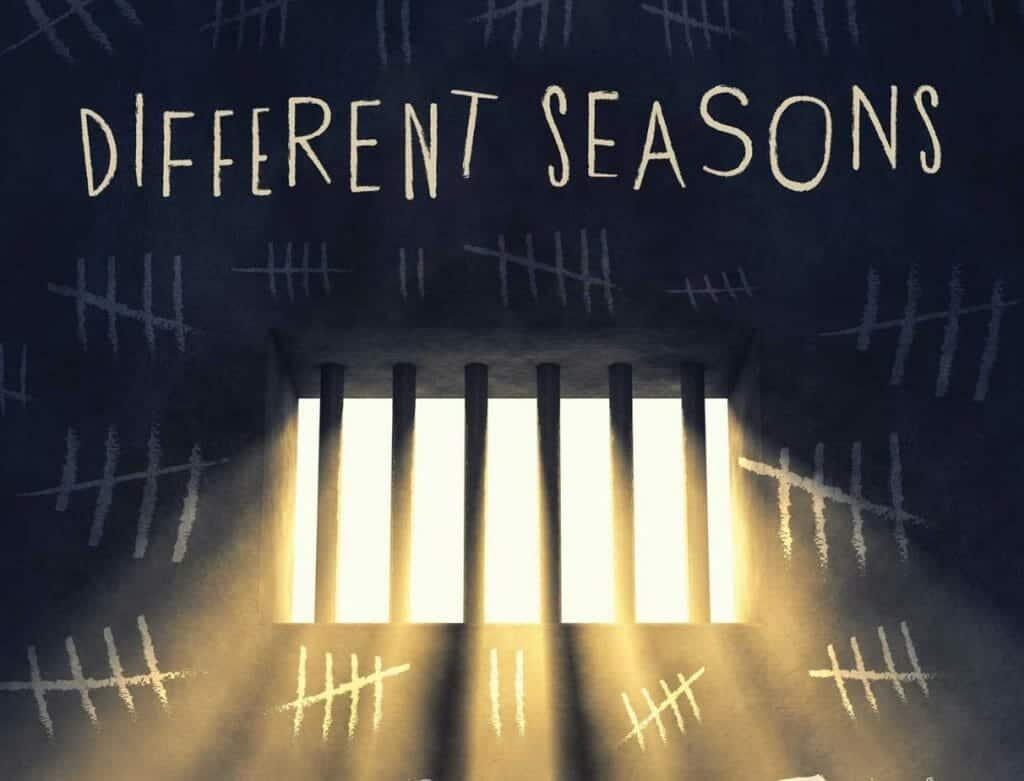 Stephen King - Different Seasons Audiobook Free Download