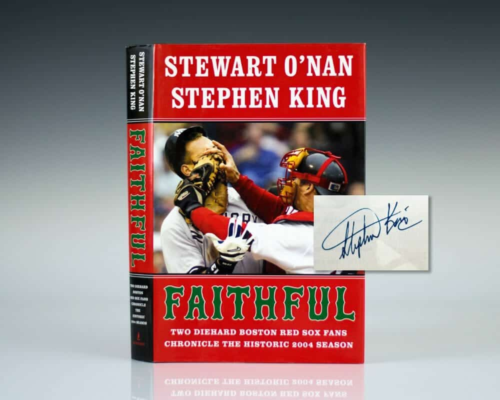 Stephen King Faithfull Audiobook Free Download