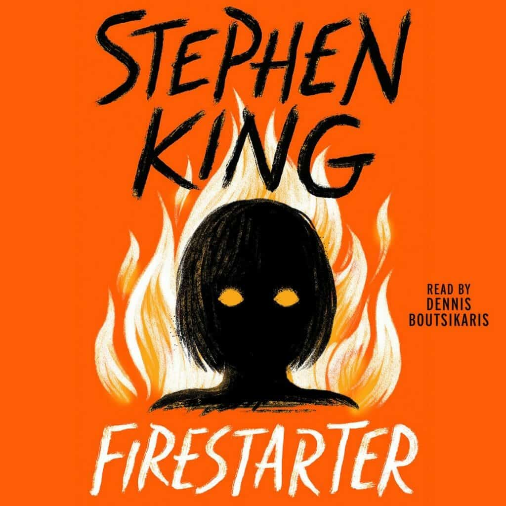 Stephen King - Firestarter Audiobook Free Download