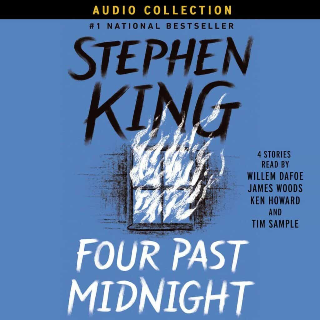 Stephen King - Four Past Midnight Audiobook Free Download