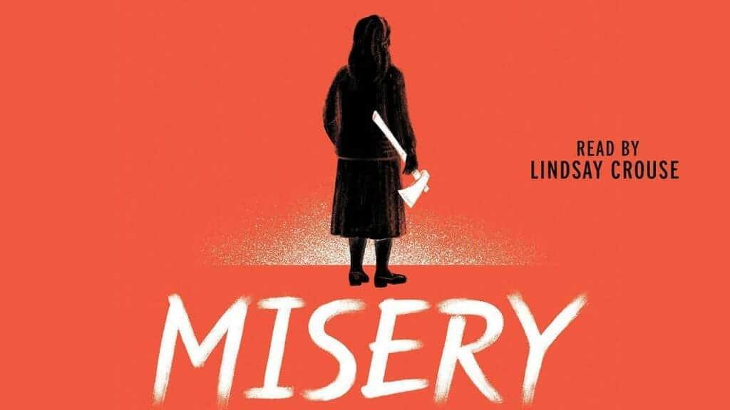 Stephen King - Misery Audiobook Free Download