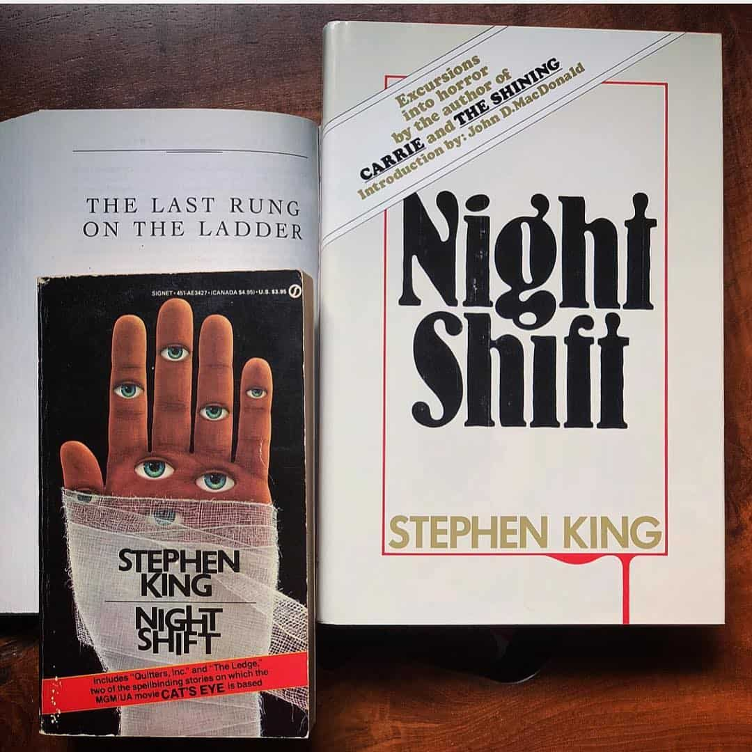 Stephen King - Night Shift Audiobook Free Download