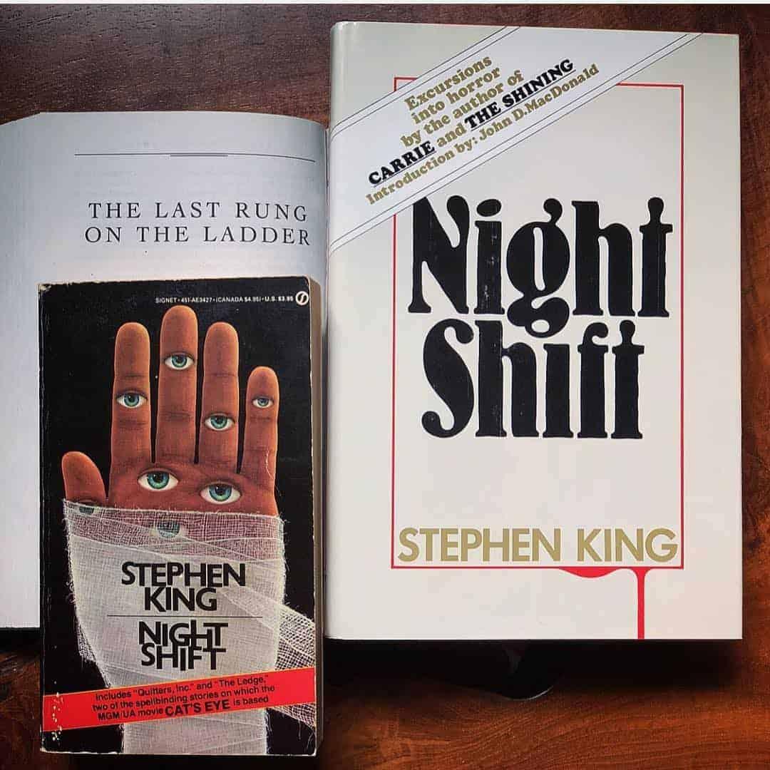 Stephen King - Night Shift Audiobook Free Download