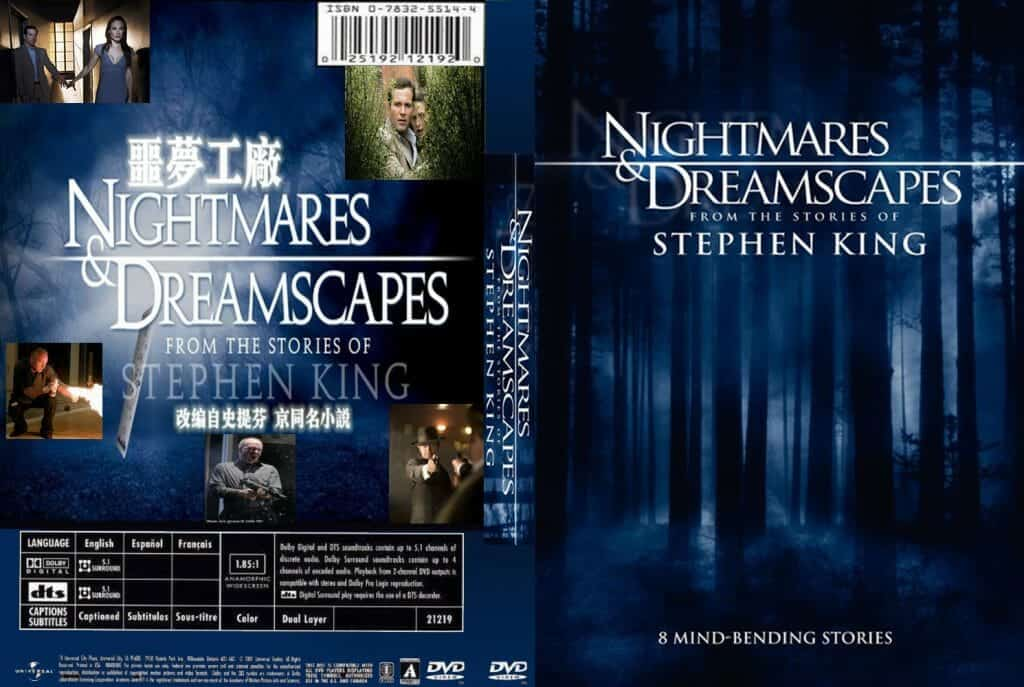 Stephen King - Nightmares and Dreamscapes Audiobook Free Download