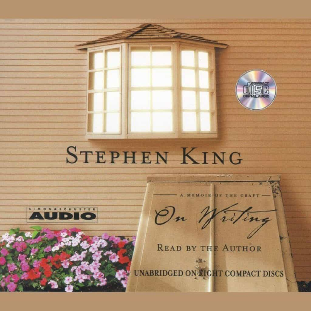 Stephen King - On Writing A Memoir Of The Craft Audiobook