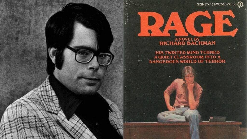 Stephen King - Rage Audiobook Free Download