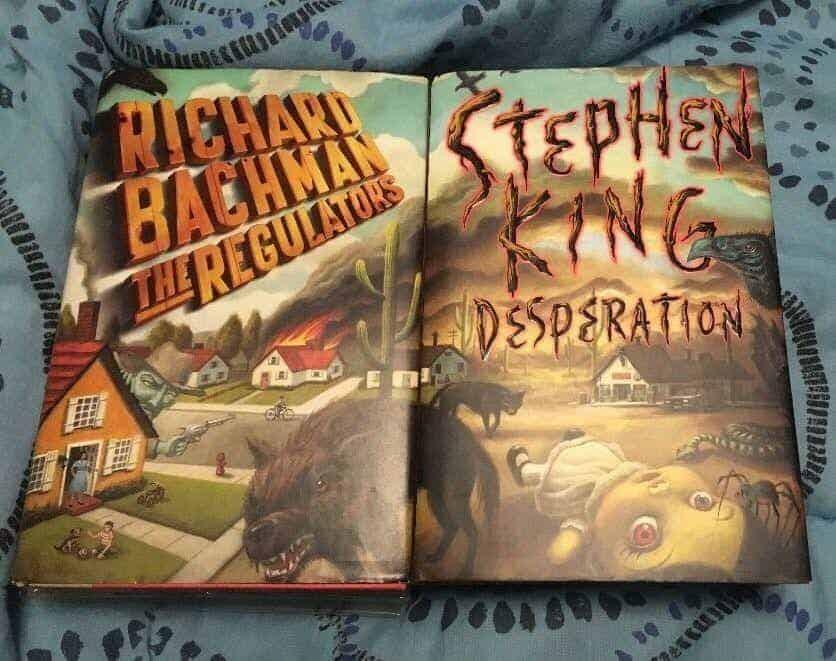 Stephen King - The Regulators Audiobook Free Download