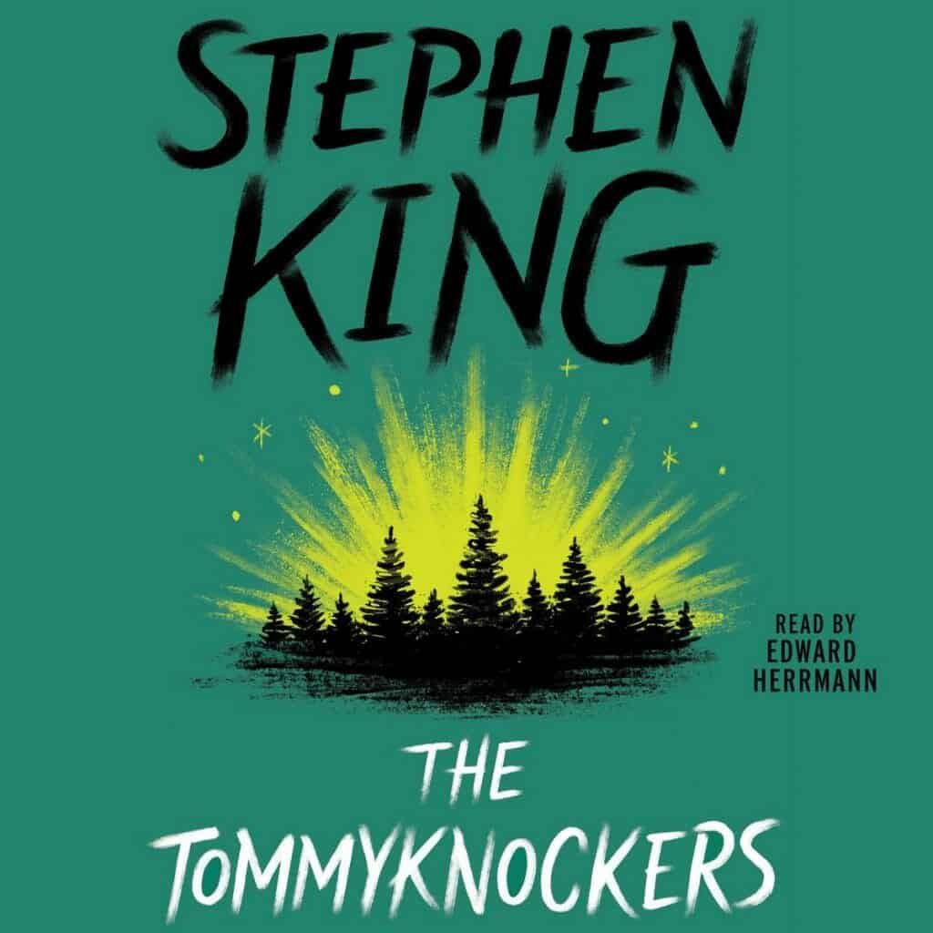 Stephen King The Tommyknockers Audiobook free download