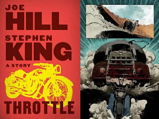 Stephen King Throttle Audiobook Download