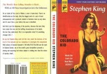 The Colorado Kid Audiobook Free Download by Stephen King