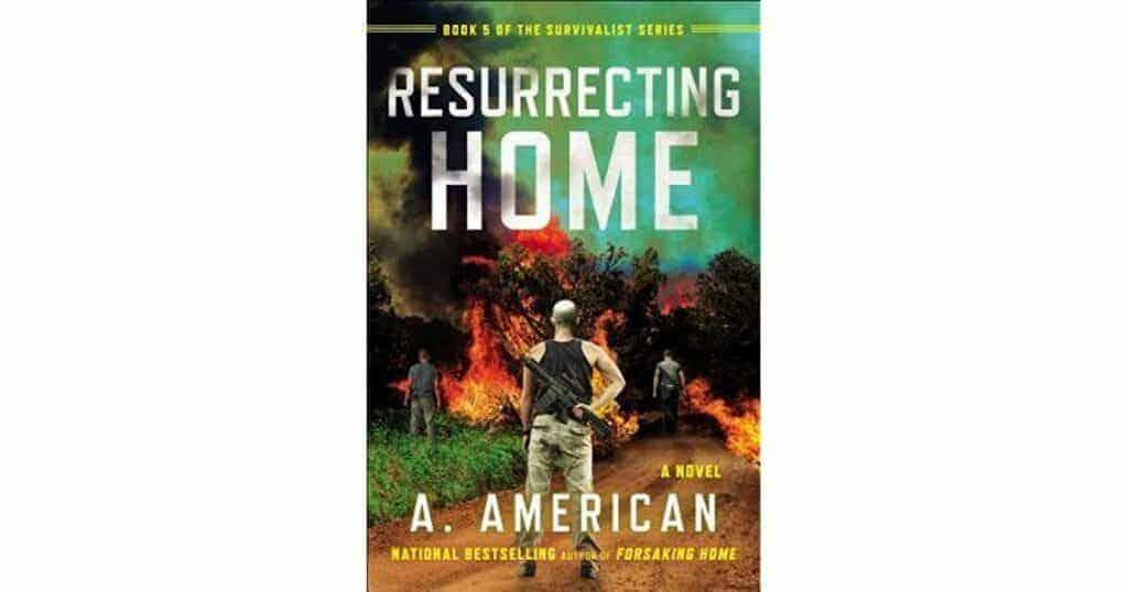 The Survivalist 05 - Resurrecting Home Audiobook free download