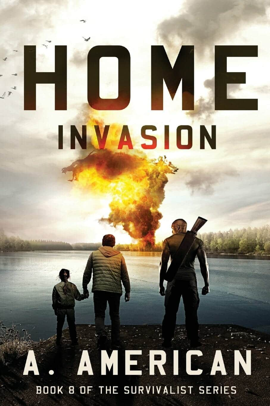 The Survivalist 08 - Home Invasion Audiobook Free Download