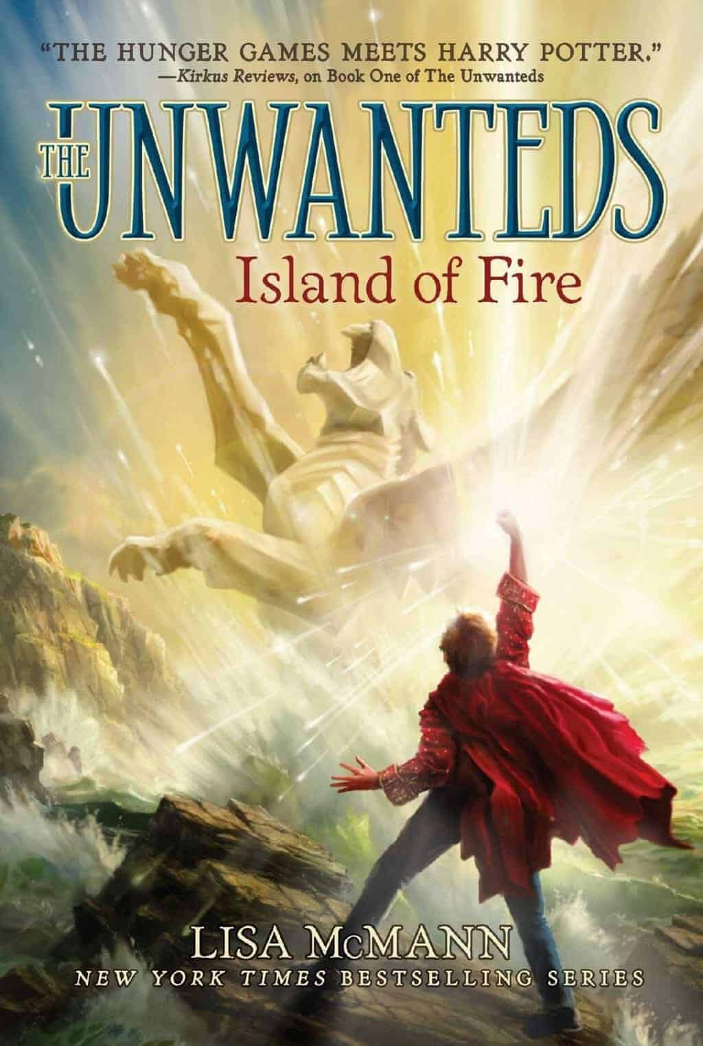 Unwanteds - Island of Fire Audiobook Free Download