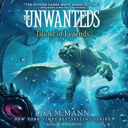 Unwanteds - Island of Legends Audiobook Free Download