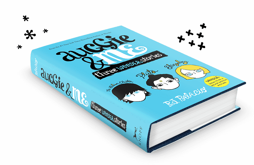 Auggie & Me Audiobook Free Download and Listen