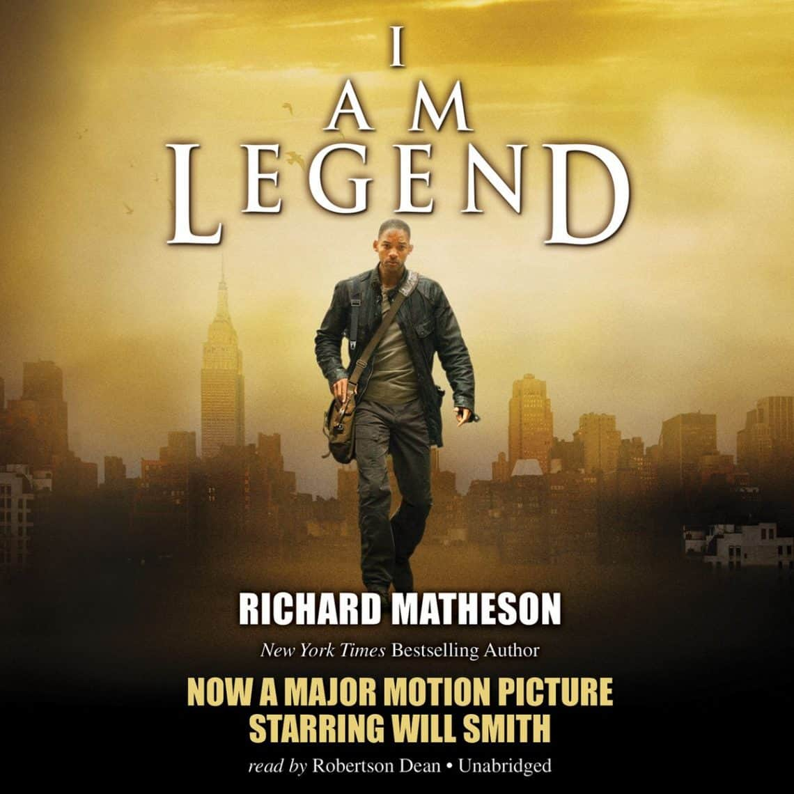 I Am Legend Audiobook Free Download by Richard Matheson