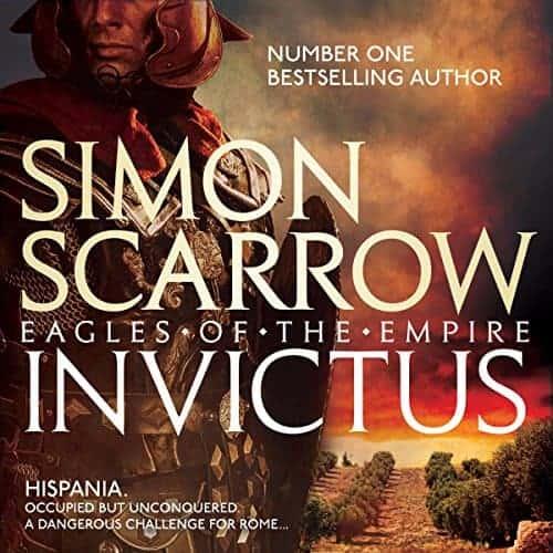 Invictus Audiobook Free Download by Simon Scarrow